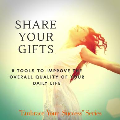 Share your gifts - Ana Barreto