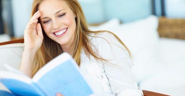 woman-reading