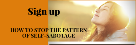 Sign up for Stop Self-Sabotage