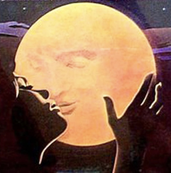 Full moon time to forgive